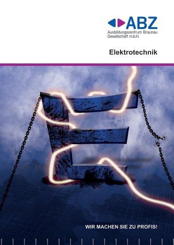 E1 GRUNdlAGEN ElEKtROtECHNIK - ABZ