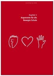 Kapitel 1 Argumente für die Bewegte Schule