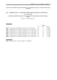 B VERORDNUNG (EG) Nr. 1774/2002 DES EUROPÄISCHEN ...