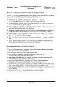 Abmahnung Ankündigung von Krankheit - Vorest AG - Seite 5