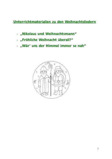 Rolf Zuckowski Weihnachtslieder Texte.Frohliche Weihnacht Uberall Rolf Zuckowski