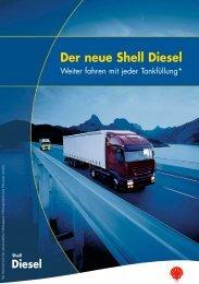 Der neue Shell Diesel