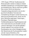 Leseprobe zum Titel: Psychoanalysen mit traumatisierten Patienten - Seite 3