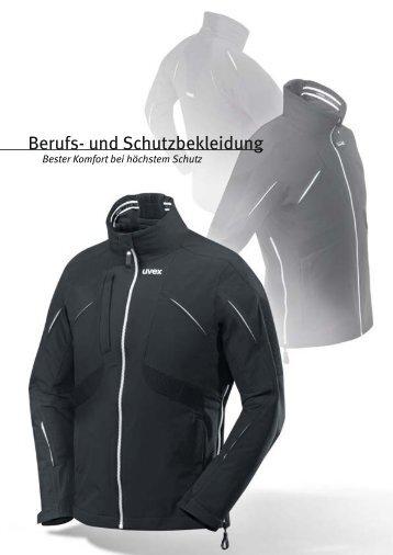 Berufs- und Schutzbekleidung - uvex safety group