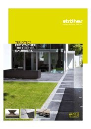 Serienprospekt TerioTec - Ströher
