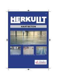 Warum Herkulit Hartbeton?