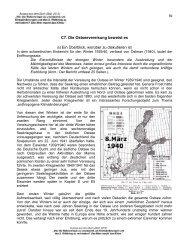 C7. Die Ostseevereisung beweist es a) Ein Überblick ... - ozeanklima