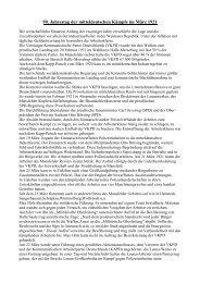 90. Jahrestag der mitteldeutschen März-Kämpfe - Kommunistische ...