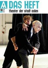 theater der stadt aalen - Theater Aalen