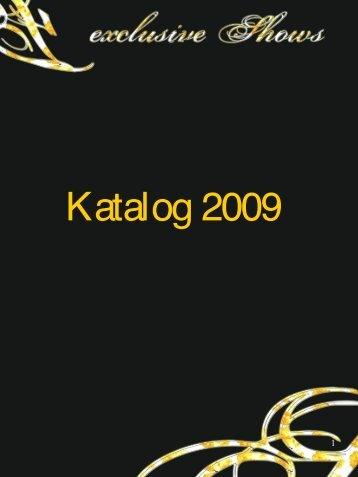 Katalog 2009 - 3Djs
