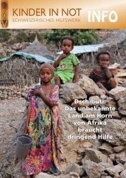 Dschibuti: Das unbekannte Land am Horn von Afrika ... - Kinder in Not