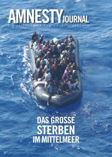 STERBEN - Amnesty International Österreich