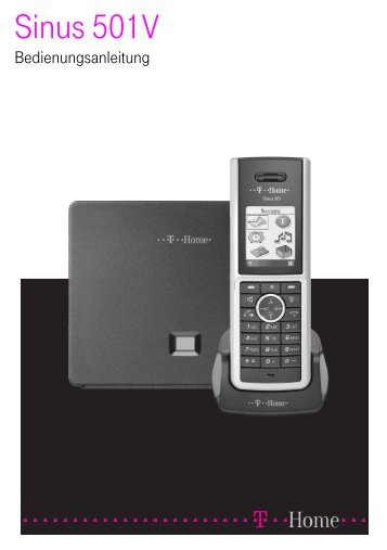 Sinus 501V - Telekom