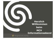 Genug vom Change - MCV Management- und Organisations ...