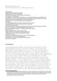 Medieninduzierte Zeit - Medienwissenschaft - Humboldt-Universität ...