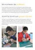 Flyer Produktion - Montage - Züriwerk - Seite 2