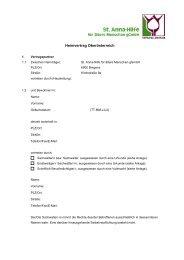 Heimvertrag Oberösterreich 04.2010
