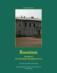 Rossitten - Königsblumenau