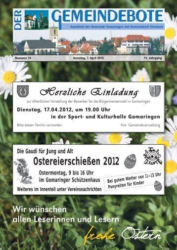 Gomaringen 07.04.12.pdf - Gomaringer Verlag