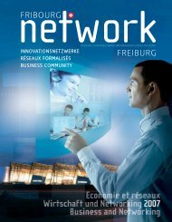 FNF 2007 - Fribourg Network Freiburg