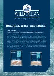 Fisch aus nachhaltiger Küstenfischerei - Natural Cool