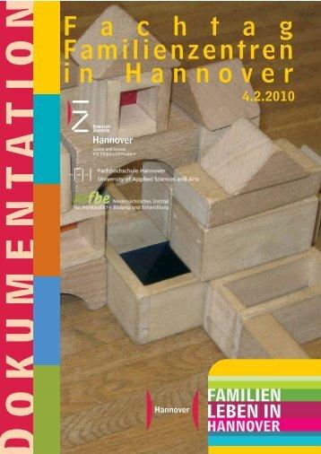Dokumentation Fachtag Familienzentren Hannover 2010.pdf - Nifbe