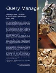 Query Manager Broschüre - EPI-USE