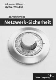 Praxisbuch Netzwerk-Sicherheit - Galileo Computing