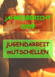 Jahresbericht Jugendarbeit 2009 - Gemeinde Berikon