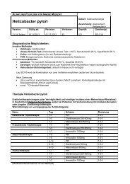 Betrifft SOPs – Terminplan und Regularien - Universitätsklinikum ...