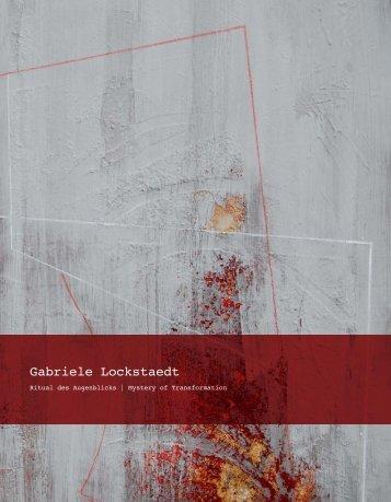 Katalog 2012 - Gabriele Lockstaedt