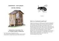 Insektenhotel – leicht gemacht eine Bau-Anleitung - wildland-bayern ...