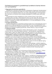 og pesticidforbruget i produktionen af spiseløg: Resistente sorter og ...