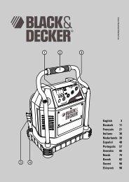 BDV1085 EU.book - Service - Black & Decker