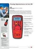 Meterman Katalog 2006/2007 als pdf-File - Grieder Elektronik ... - Seite 6