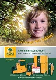 KWB Biomasseheizungen - Heurman Energie