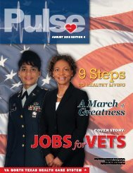 2012 Edition 4 - VA North Texas Health Care System