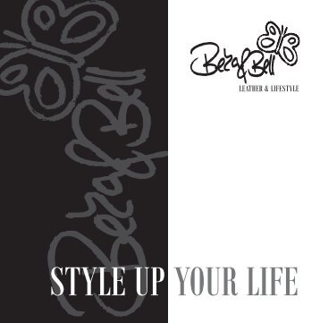 STYLE UP YOUR LIFE - Juwelier-appel.de