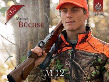 Mauser M 12 Flyer 2013