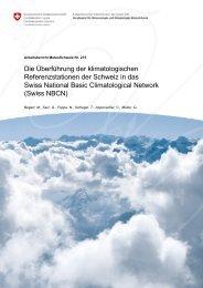 Arbeitsbericht215.pdf, 5.0 MB - MeteoSchweiz