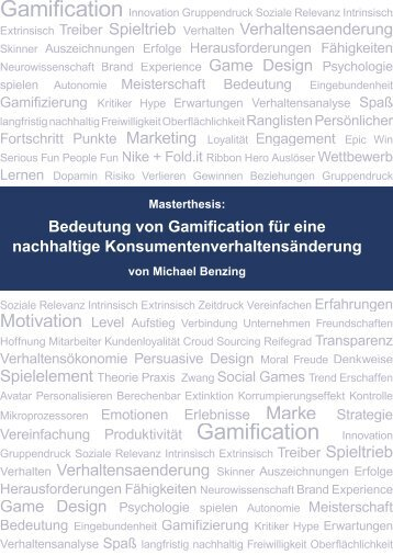 Gamification Innovation - Enterprise Gamification