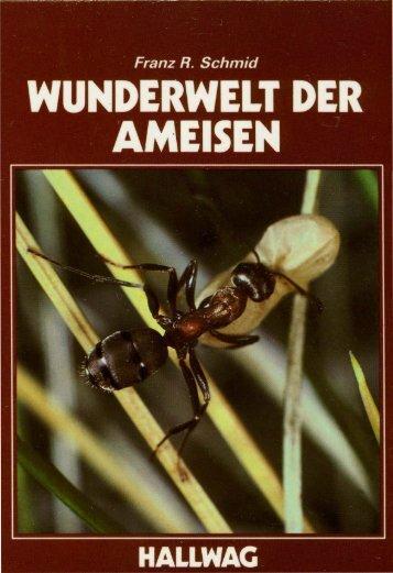 wunderwelt der ameisen 1985.pdf - franz r. schmid