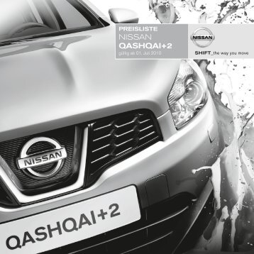 NISSAN Qashqai+2 - Autohaus Wurst