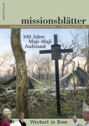 Ausgabe downloaden (PDF) - Missionsprokura