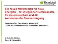 Ein neues Marktdesign für neue Energien - Bundesverband Neuer ...