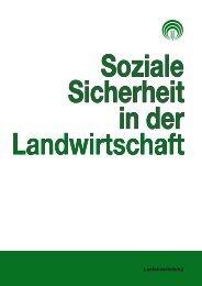 SdL 2 - 2010 - Sozialversicherung für Landwirtschaft, Forsten und ...