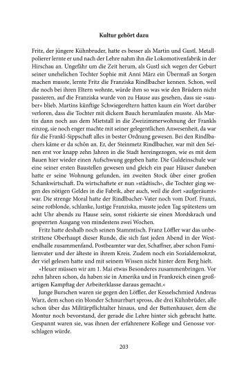 Leseprobe als pdf zum download - August Kühn