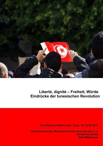 Broschüre (PDF) - Borderline Europe
