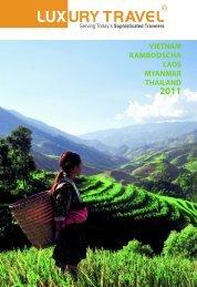 2011 Broschüre zum Download - Luxury Travel Vietnam