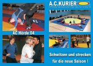 AC Kurier - ac-hoerde-04.de